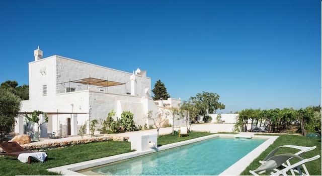 Conversano Luxe Masseria Met Prive Zwembad Puglia 4
