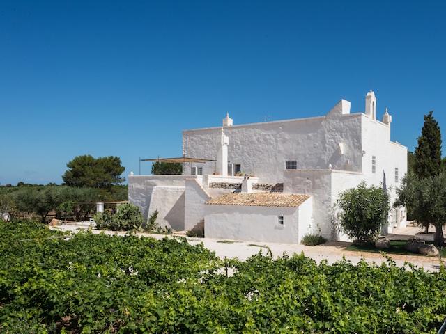 Conversano Luxe Masseria Met Prive Zwembad Puglia 9