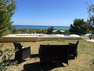 Gargano Puglia Vakantiepark Adriatische Zee 10