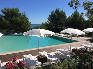 Gargano Puglia Vakantiepark Adriatische Zee 3