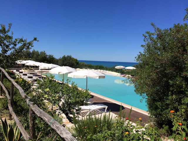 Gargano Puglia Vakantiepark Appartement Aan Zee 7