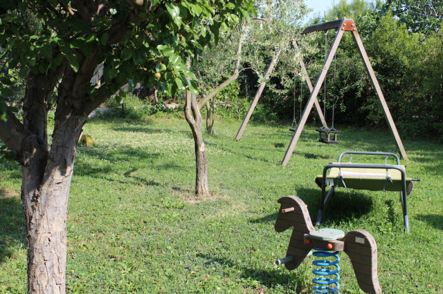 Gargano Vieste Agriturismo Met Zwembad En Manege Aan De Kust 13
