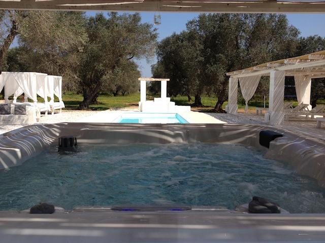 Historische Masseria Met Zwembad En Jacuzzi Taranto 5