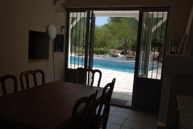 Italiaans Droomhuis Met Trullo En Zwembad 12