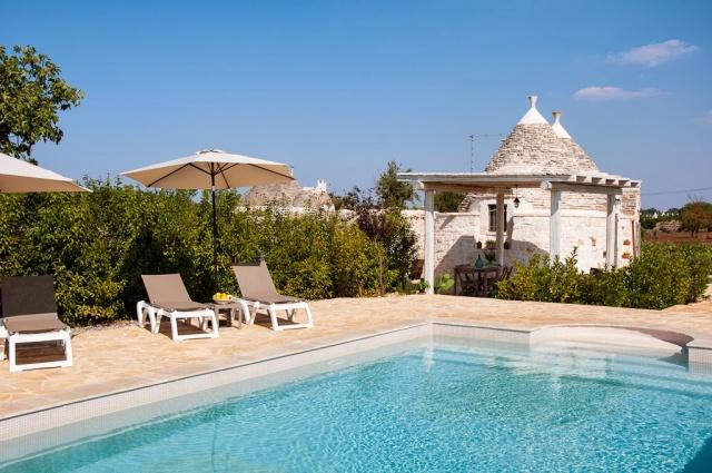 Kleine Trullo Voor 4p Met Pool Bij Locorotondo In Puglia 27