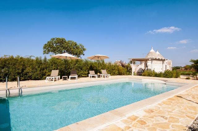 Kleine Trullo Voor 4p Met Pool Bij Locorotondo In Puglia 3