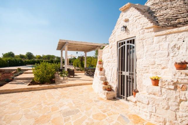 Kleine Trullo Voor 4p Met Pool Bij Locorotondo In Puglia 33