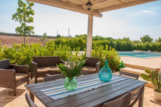 Kleine Trullo Voor 4p Met Pool Bij Locorotondo In Puglia 35