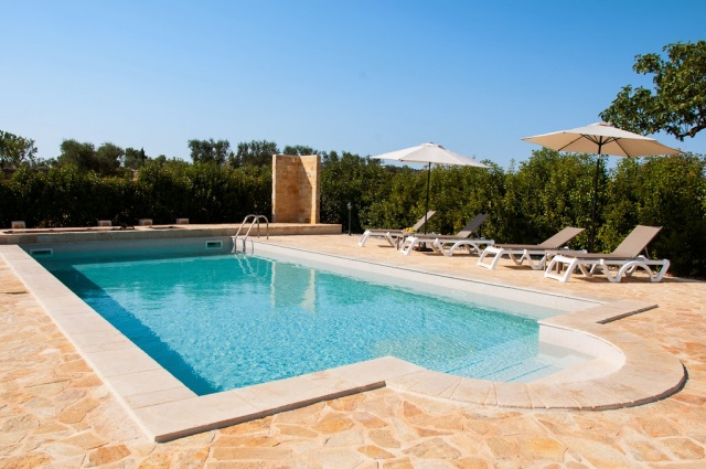 Kleine Trullo Voor 4p Met Pool Bij Locorotondo In Puglia 5