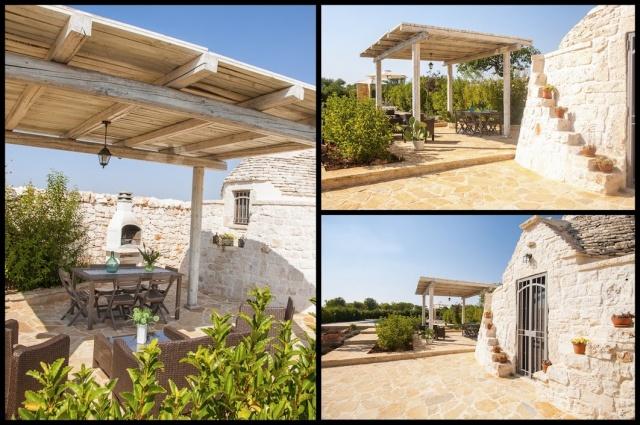 Kleine Trullo Voor 4p Met Pool Bij Locorotondo In Puglia 8