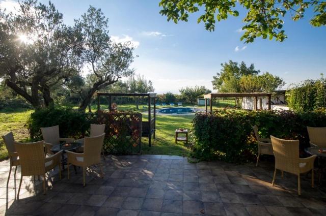 Kleinschalig Agriturismo Abruzzo Vlakbij Zee Met Zwembad 2