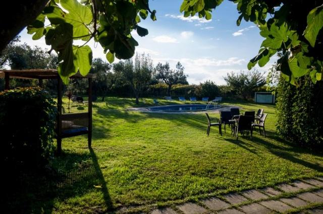Kleinschalig Agriturismo Abruzzo Vlakbij Zee Met Zwembad 4