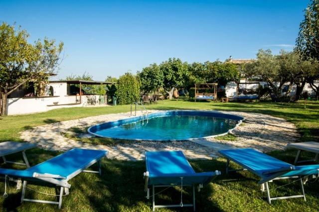 Kleinschalig Agriturismo Abruzzo Vlakbij Zee Met Zwembad 7