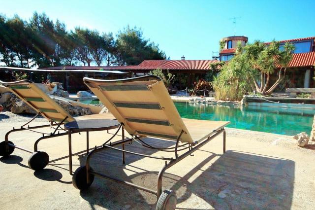 Kleinschalig Complex Met Zwembad En Jacuzzi Lecce 4