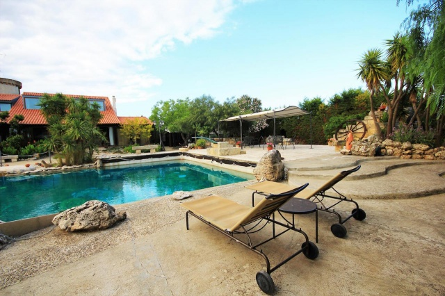 Knus App Op Vakantiecomplex Met Zwembad En Jacuzzi Lecce 3