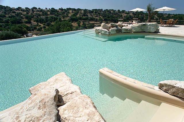Landgoed Vakantie Accommodatie Ragus Met Gedeeld Zwembad 4