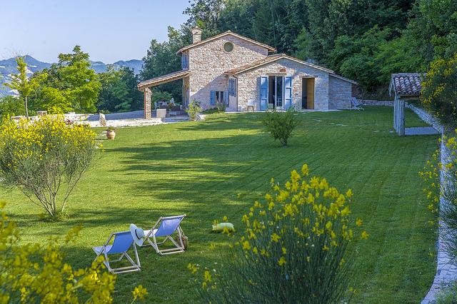 Le Marche Top Vakantie Villa Luxe Ingericht Met Zwembad 2