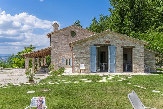 Le Marche Top Vakantie Villa Luxe Ingericht Met Zwembad 4