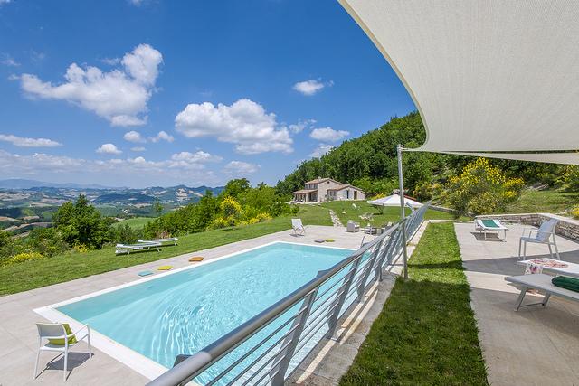 Le Marche Top Vakantie Villa Luxe Ingericht Met Zwembad 6