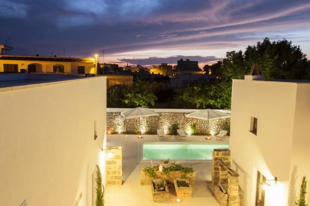 Lecce Puglia Appartement Met Gedeeld Verwarmd Zwembad In Centrum 24