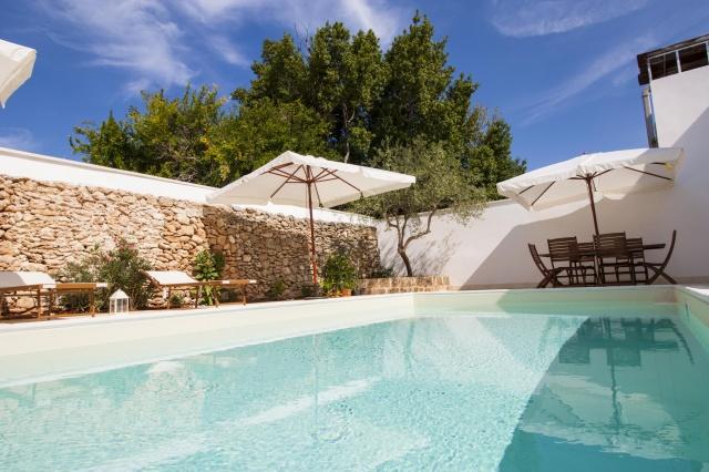 Lecce Puglia Appartement Met Gedeeld Verwarmd Zwembad In Centrum 4