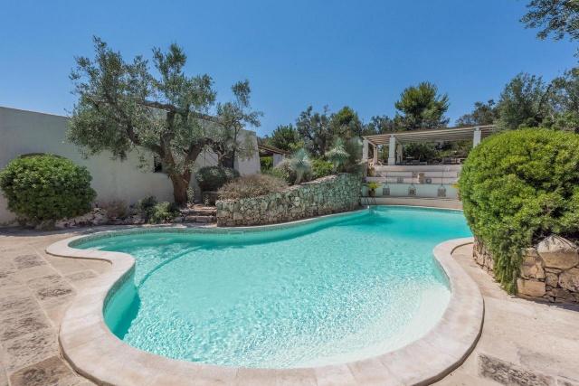 Lecce Zespersoons App Met Gedeeld Zwembad 2