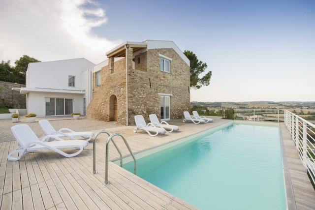 Luxe App In Villa Met Zwembad Teramo Abruzzo 2