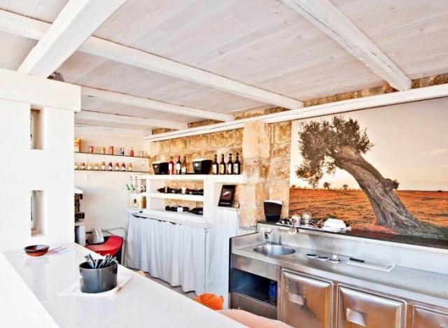 Luxe App Met  Gedeeld Zwembad Aan De Kust Zuid Puglia 14