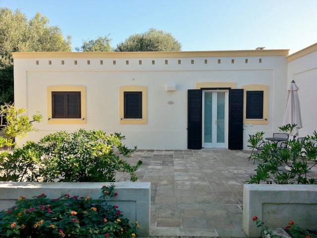 Luxe App Met  Gedeeld Zwembad Aan De Kust Zuid Puglia 16