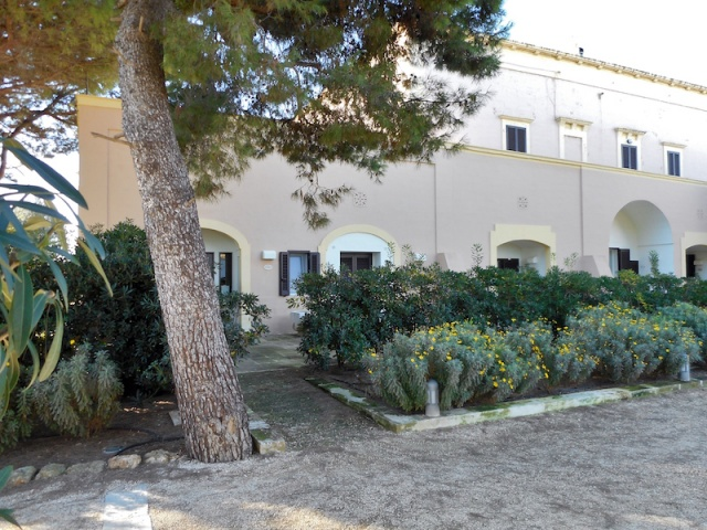 Luxe App Met  Gedeeld Zwembad Aan De Kust Zuid Puglia 27