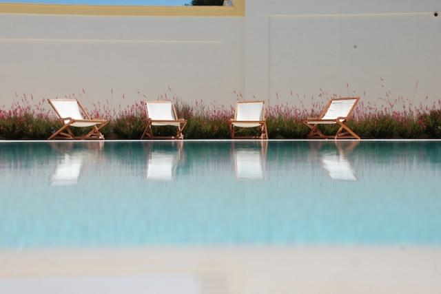 Luxe App Met  Gedeeld Zwembad Aan De Kust Zuid Puglia 4