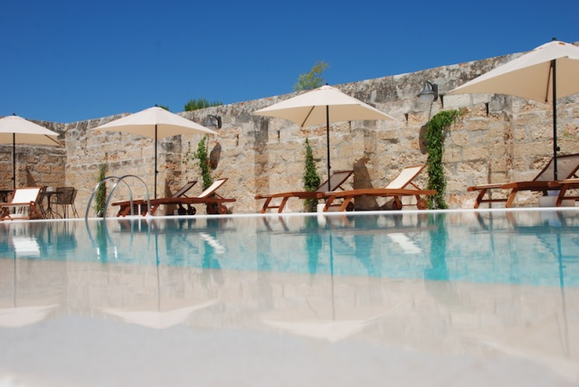 Luxe App Met Zwembad Aan De  Adriatische Kust Zuid Puglia 7