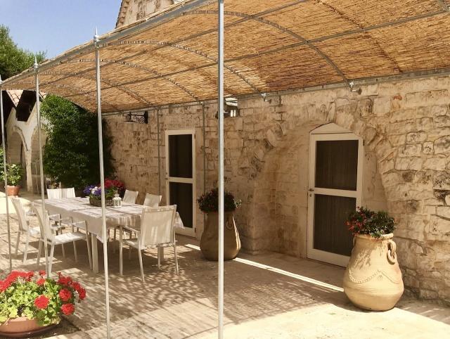 Luxe Masseria Landgoed Met Gedeeld Zwembad In Puglia 13