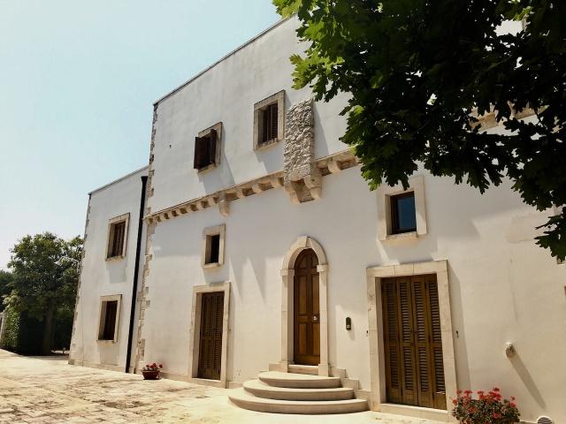 Luxe Masseria Landgoed Met Gedeeld Zwembad In Puglia 14