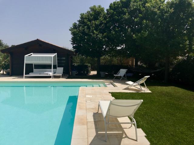 Luxe Masseria Landgoed Met Gedeeld Zwembad In Puglia 5