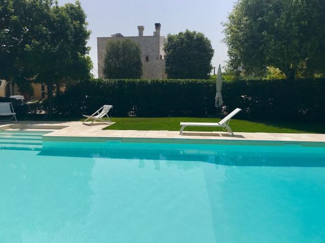 Luxe Masseria Landgoed Met Gedeeld Zwembad In Puglia 7