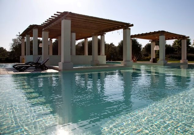 Luxe Vakantiepark In Gallipoli Puglia
