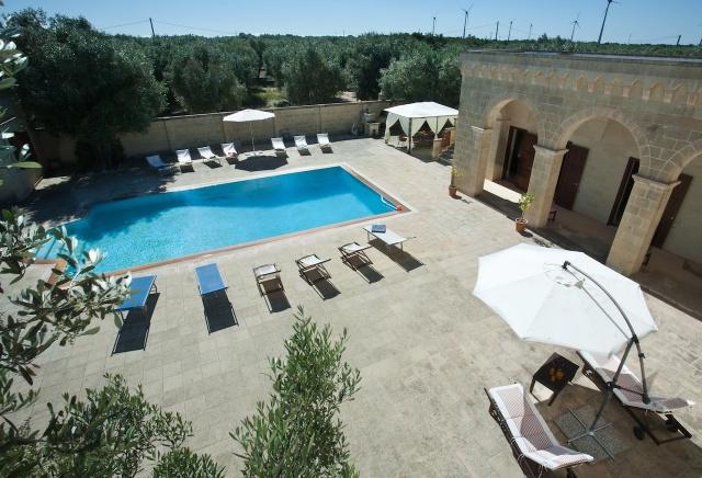 Luxe Vrijstaande Villa Met Zwembad Otranto Lecce 1