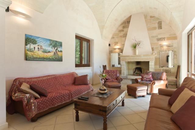 Luxe Vrijstaande Villa Met Zwembad Otranto Lecce 11