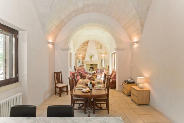 Luxe Vrijstaande Villa Met Zwembad Otranto Lecce 12