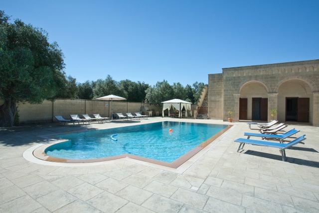Luxe Vrijstaande Villa Met Zwembad Otranto Lecce 2