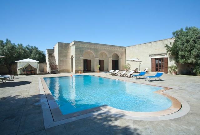 Luxe Vrijstaande Villa Met Zwembad Otranto Lecce 3
