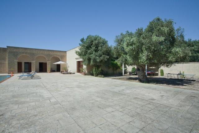 Luxe Vrijstaande Villa Met Zwembad Otranto Lecce 4