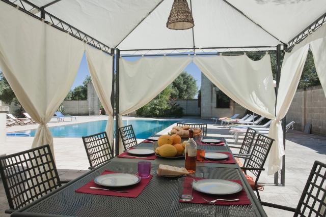 Luxe Vrijstaande Villa Met Zwembad Otranto Lecce 5