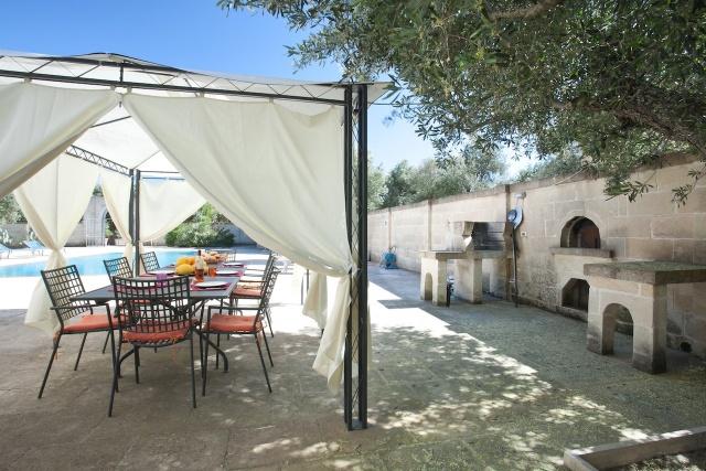 Luxe Vrijstaande Villa Met Zwembad Otranto Lecce 6