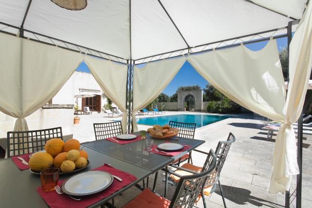 Luxe Vrijstaande Villa Met Zwembad Otranto Lecce 7