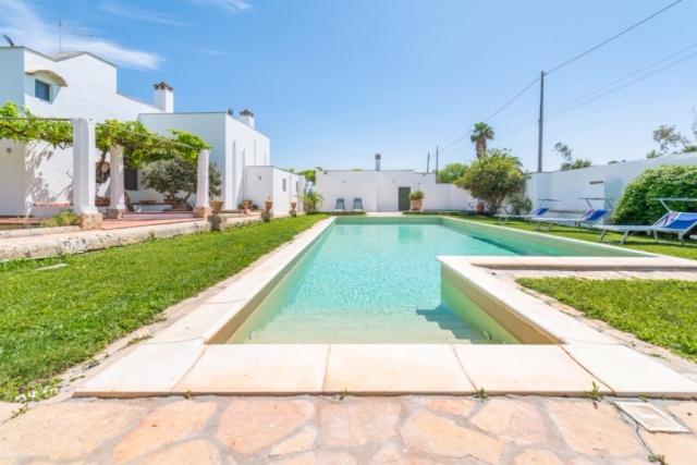 Masseria In Lecce Puglia Met Prive Zwembad 1