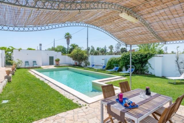 Masseria In Lecce Puglia Met Prive Zwembad 3