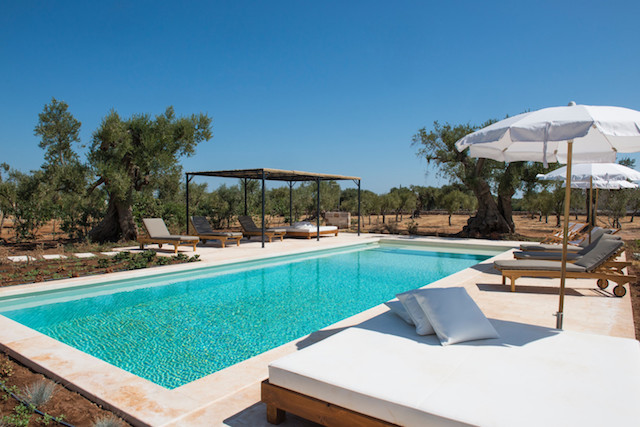 Masseria Puglia Met Zwembad Vlakbij De Kust 2