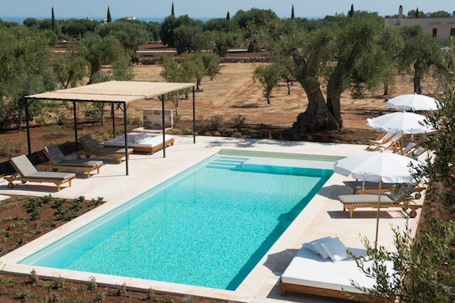 Masseria Puglia Met Zwembad Vlakbij De Kust 29
